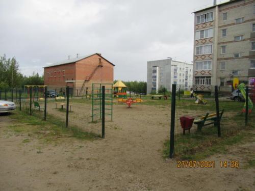 детские площадки 5 микрорайон, 15